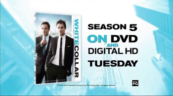 White Collar: The Complete Fifth Season DVD and Digital HD TV Spot - Thumbnail 9