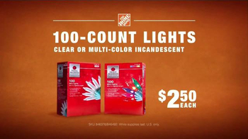 The Home Depot TV Spot, 'Get a Head Start on the Holidays' - Thumbnail 9