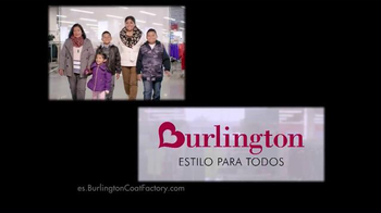 Burlington Coat Factory TV Spot, 'Familia Pucha Chabla' [Spanish] - Thumbnail 10