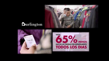 Burlington Coat Factory TV Spot, 'Familia Pucha Chabla' [Spanish] - Thumbnail 8