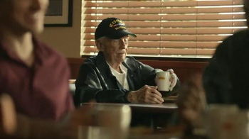 Denny's Grand Slam TV Spot, 'Veterans Day' - Thumbnail 2