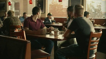 Denny's Grand Slam TV Spot, 'Veterans Day' - Thumbnail 3
