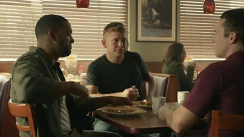 Denny's Grand Slam TV Spot, 'Veterans Day' - Thumbnail 4