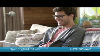 Open English TV Spot, 'Caballero' - 33 commercial airings