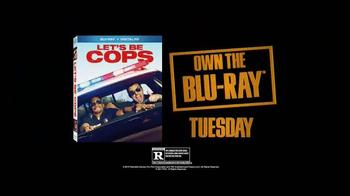 Let's Be Cops Blu-ray and Digital HD TV Spot - Thumbnail 10