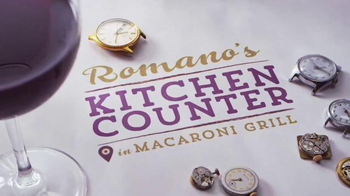 Romano's Kitchen Counter TV Spot, 'Lunch Menu' - Thumbnail 10