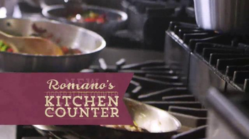 Romano's Kitchen Counter TV Spot, 'Lunch Menu' - Thumbnail 4