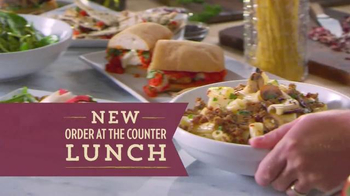 Romano's Kitchen Counter TV Spot, 'Lunch Menu' - Thumbnail 5