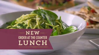 Romano's Kitchen Counter TV Spot, 'Lunch Menu' - Thumbnail 6