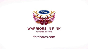 Ford Warriors in Pink TV Spot, 'NCIS' Featuring Pauley Perrette - Thumbnail 10