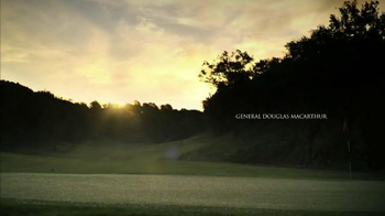 The Patriot Golf Club TV Spot, 'General Douglas MacArthur' - Thumbnail 2