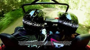 2015 Arctic Cat Wildcat TV Spot, 'Midlife Crisis Car Crusher' - Thumbnail 8