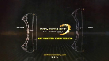 Bowtech PowerShift TV Spot, 'Any Shooter. Every Season' - Thumbnail 6
