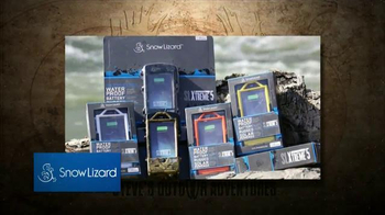 Steve's Outdoor Adventure App TV Spot, 'Protect Your Devices' - Thumbnail 10