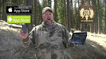 Steve's Outdoor Adventure App TV Spot, 'Protect Your Devices' - Thumbnail 3