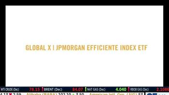 Global X Funds TV Spot, 'Moving Markets' - Thumbnail 1