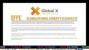 Global X Funds TV Spot, 'Moving Markets' - Thumbnail 9
