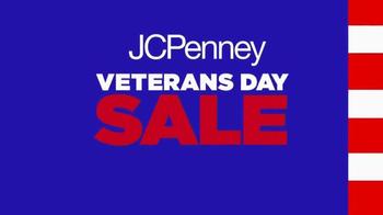 JCPenney Veterans Day Sale TV Spot, 'Save Big!' - Thumbnail 9
