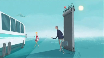 Airbnb TV Spot, 'Wall and Chain: A Story of Breaking Down Walls' - Thumbnail 5