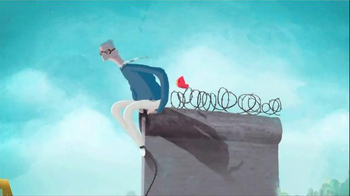 Airbnb TV Spot, 'Wall and Chain: A Story of Breaking Down Walls' - Thumbnail 7