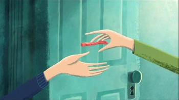 Airbnb TV Spot, 'Wall and Chain: A Story of Breaking Down Walls' - Thumbnail 9
