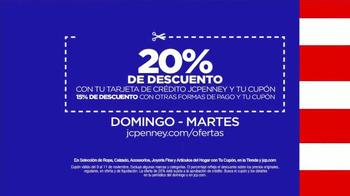 JCPenney Venta Del Dia Del Veterano TV Spot [Spanish] - Thumbnail 1