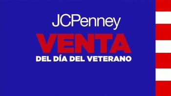 JCPenney Venta Del Dia Del Veterano TV Spot [Spanish] - Thumbnail 7