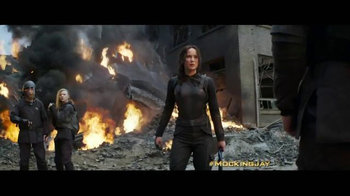 The Hunger Games: Mockingjay Part One - Alternate Trailer 8