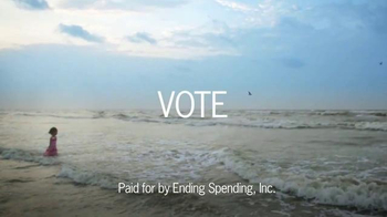Ending Spending Action Fund TV Spot, 'On The Horizon' - Thumbnail 10