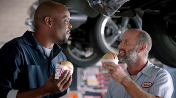 Dunkin' Donuts Angus Steak & Egg Sandwich TV Spot - Thumbnail 3