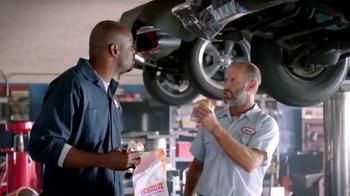 Dunkin' Donuts Angus Steak & Egg Sandwich TV Spot - Thumbnail 4