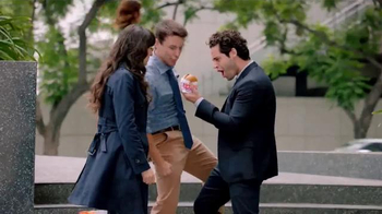 Dunkin' Donuts Angus Steak & Egg Sandwich TV Spot - 746 commercial airings
