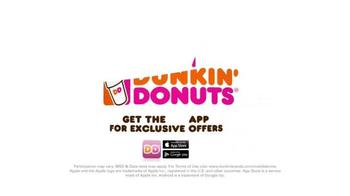 Dunkin' Donuts Angus Steak & Egg Sandwich TV Spot - Thumbnail 9