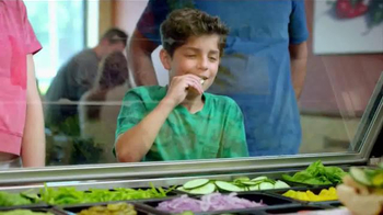 Subway TV Spot, 'A Hero of a Meal' - Thumbnail 4