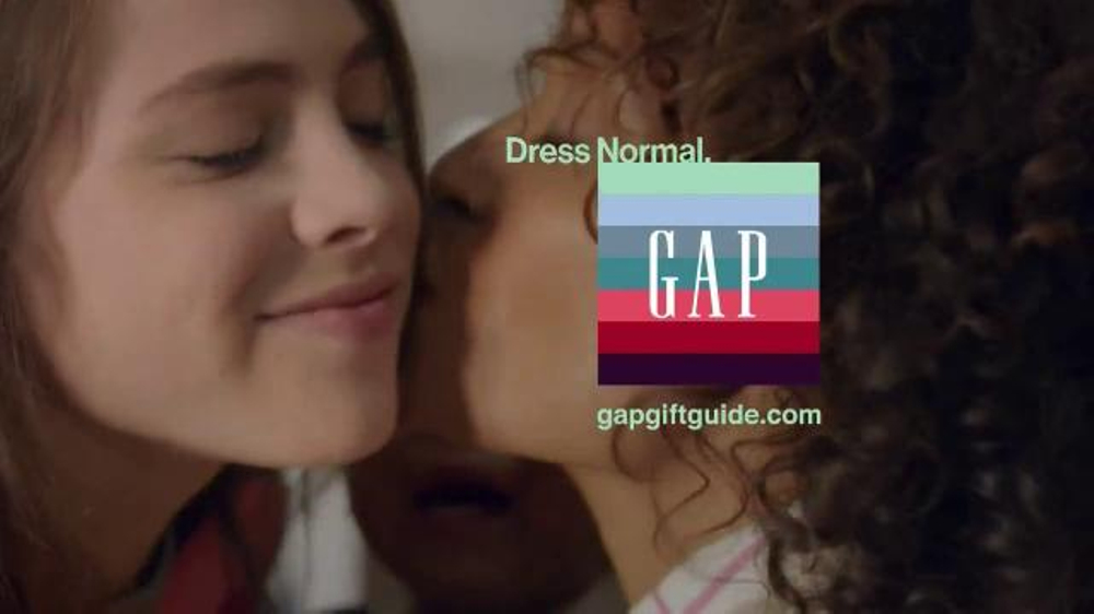 Gap TV Commercial, 'Dress Normal: Gauntlet' Song by Johnny Cash