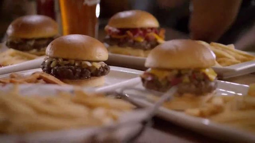 Applebee S All In Burgers Tv Commercial Revolutionary
