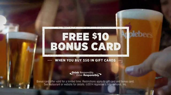 Applebee's All-In Burgers TV Spot, 'Revolutionary' - Thumbnail 9