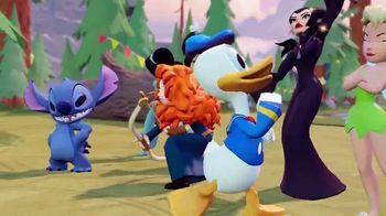 Disney Infiniti 2.0 TV Spot, 'All New Characters'