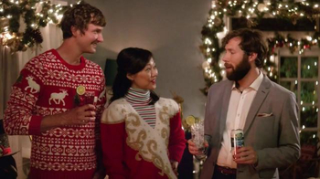 Bud Light Lime Cran-Brrrr-Rita TV Spot, 'Sweater Party' - Thumbnail 1
