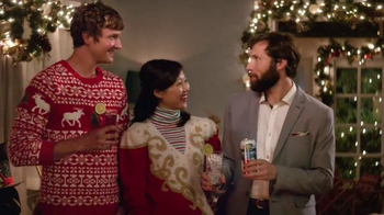 Bud Light Lime Cran-Brrrr-Rita TV Spot, 'Sweater Party'