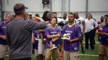 NFL Together We Make Football TV Spot, 'Team Louisiana' - Thumbnail 8