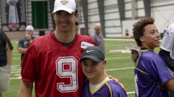 NFL Together We Make Football TV Spot, 'Team Louisiana' - Thumbnail 9