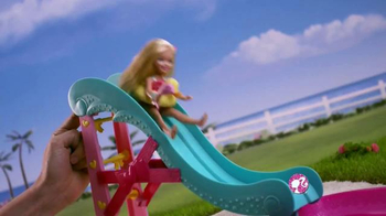 Barbie Flippin' Pup Pool TV Spot, 'Feed and Cuddle Tawny' - Thumbnail 4