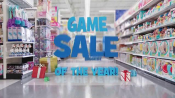 Toys R Us Biggest Game Sale TV Spot, 'Explore a World of Fun!' - Thumbnail 5