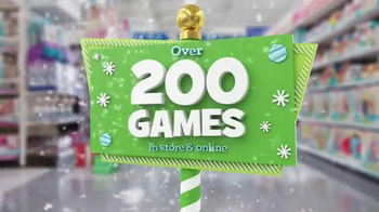 Toys R Us Biggest Game Sale TV Spot, 'Explore a World of Fun!' - Thumbnail 6