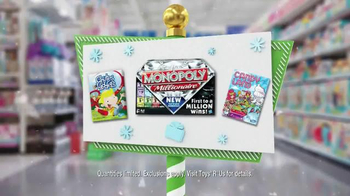Toys R Us Biggest Game Sale TV Spot, 'Explore a World of Fun!' - Thumbnail 9