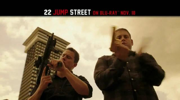 22 Jump Street Blu-ray HD TV Spot - Thumbnail 1