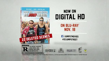 22 Jump Street Blu-ray HD TV Spot - Thumbnail 10