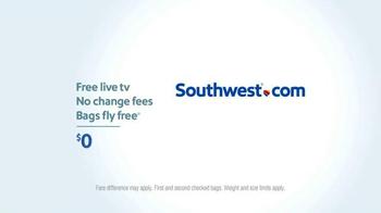 Southwest Airlines TV Spot, 'Quiet Landing' - Thumbnail 8