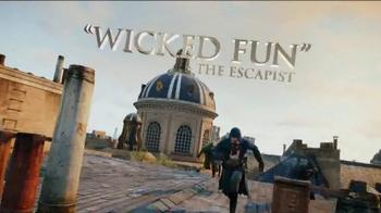 Assassin's Creed Unity TV Spot, 'Critic Spot' - Thumbnail 1